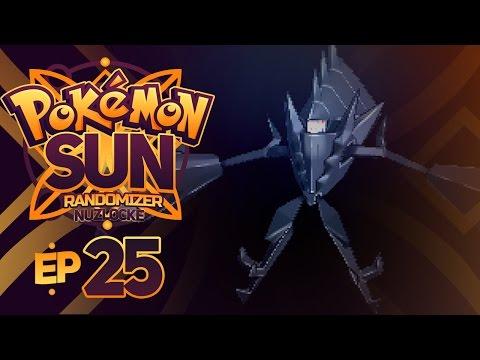 NECROZMA WANTS A HUG - Pokémon Sun & Moon RANDOMIZER Nuzlocke Episode 25!