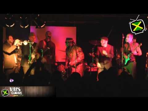 Mr. Symarip - The Skinheads Dem A Come (Live At MU Parma 09-04-2011)
