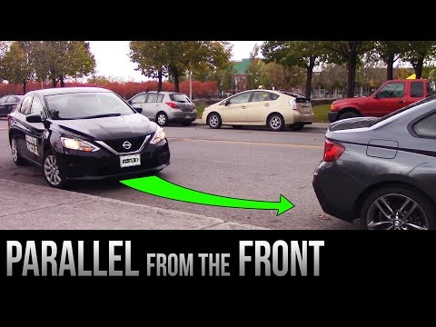 Parallel Parking From the Front