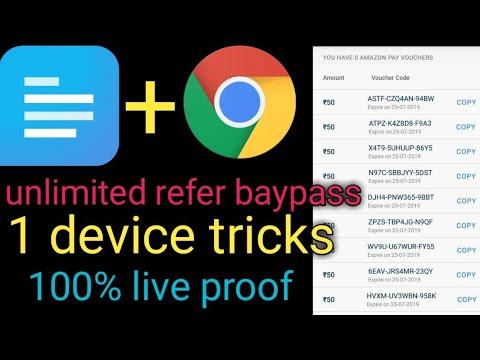sms organizer app unlimited refer baypass tricks !! refer script !! 💯% live proof working !! Amazon
