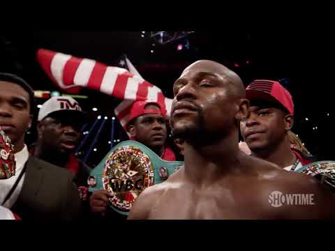The Best Ever - Floyd Mayweather