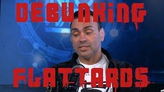 Debunking flattards - Eddie Bravo