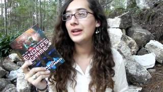 Ender's Game - Book Review and Discussion! (перевод на русский язык)
