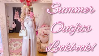 🌷Summer Outfits Look Book! - Some of my favourites atm! 🌷