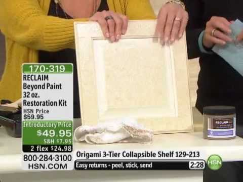 Reclaim Beyond Paint Countertop Makeover Kit : RECLAIM Beyond Paint 32 oz. Restoration Kit - YouTube