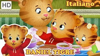 Daniel Tiger in Italiano 💛 Mamma e Io | Video per Bambini