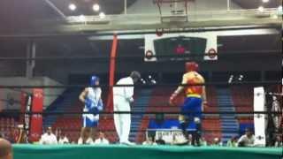 antonio demonio rodriguez final campeonato de españa de boxeo amateur 2011
