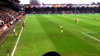 bournemouth vs norwich city juan iturbe we ve got a manager called eddie