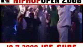 MTV HIP HOP OPEN 2008