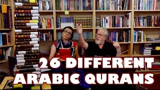 26 Different Arabic Qurans: Explained and Unpacked (Hatun Tash and Jay Smith)