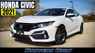 2021 Honda Civic - Saying Good Bye To This Fantastic Generation