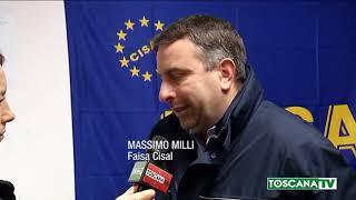 2018-01-26 FIRENZE - SCIOPERO ATAF, SINDACATI IN DISACCORDO