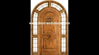 Aaw Western/santa Fe Entry Doors Collection