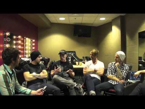 Kutless Interview - 2/27/11 (Part 1)