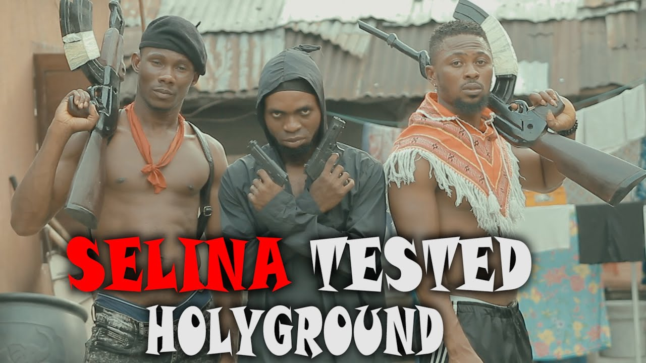 Download SELINA TESTED (HOLY GROUND Episode 2)
