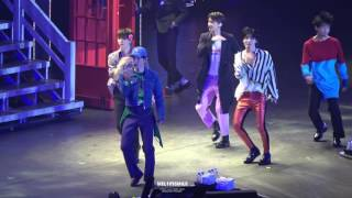 170430 - CAN I GET YOUR NUMBER + REPLAY  [key Focus]