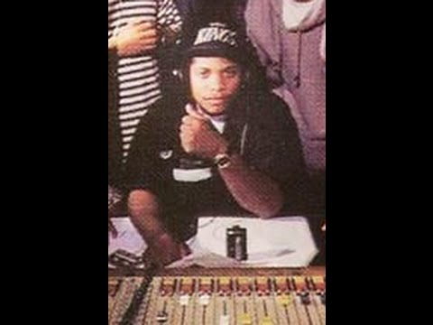 Eazy E Live On The Ruthless Radio Show...