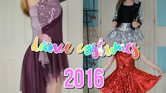 Dance Costumes 2016! | BeautyByHann