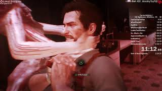 The Evil Within 2 Speedrun Nightmare NG 2:28:57 World Record