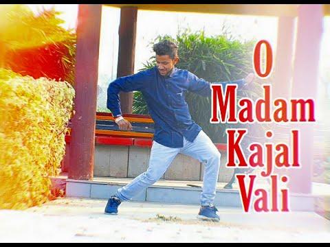 Dance On :: O Madam Kajal wali // Ankur Kashyap// Rock Pammi