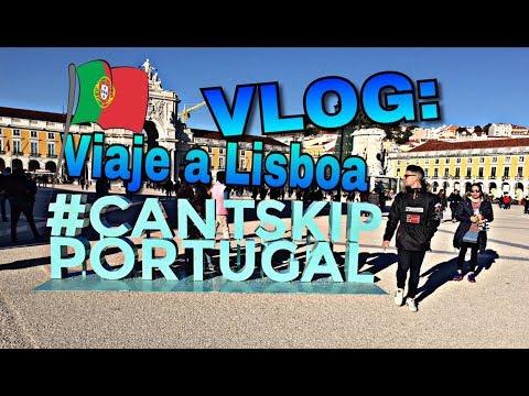 Vlog: Viaje a Lisboa | Navidad | Puede ser más gracioso?? | ismathat'sme