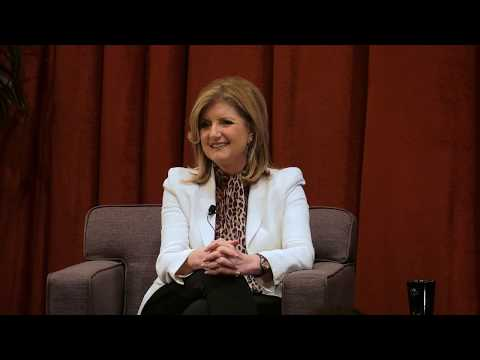 Arianna Huffington  Student Questions  2018