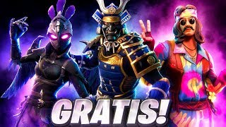 COMMENT POUR GET THE NEW 'FORTNITE FILTERED SKINS' TOTALLY GRATUIT!!