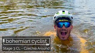 "Bikepacking Czechia - Kutna Hora to Zdar nad Sazavou ""Stage 3 Czechia Around Central Loop"""