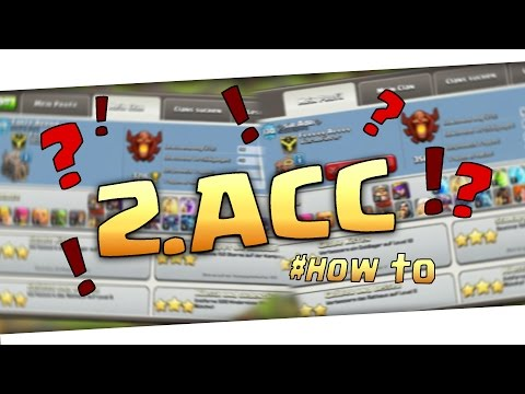 2 ACCOUNTS IN CLASH OF CLANS ON ONE iOS DEVICE EASY -NO JAILBREAK #howto