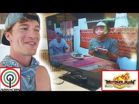 REACTING TO MY: TV DEBUT in Philippines (Matanglawin ABS-CBN)