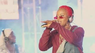 FEMI ONE UTAWEZANA LIVE PERFORMANCE ON TRACE FEST(BTS)