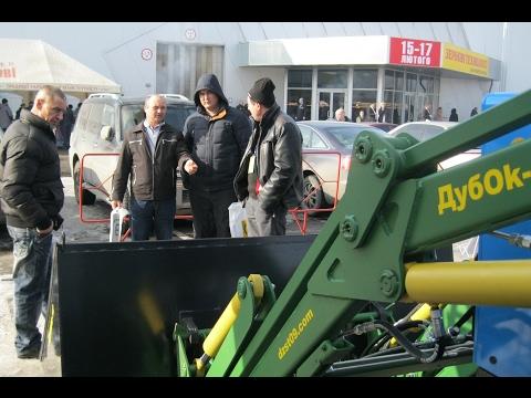 ДубОк 12 на Зернових Технологіях