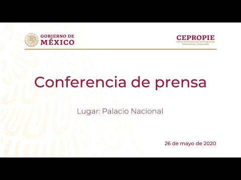 Conferencia de Prensa del 12 de Agosto de 2019 from YouTube · Duration:  1 hour 52 minutes 42 seconds