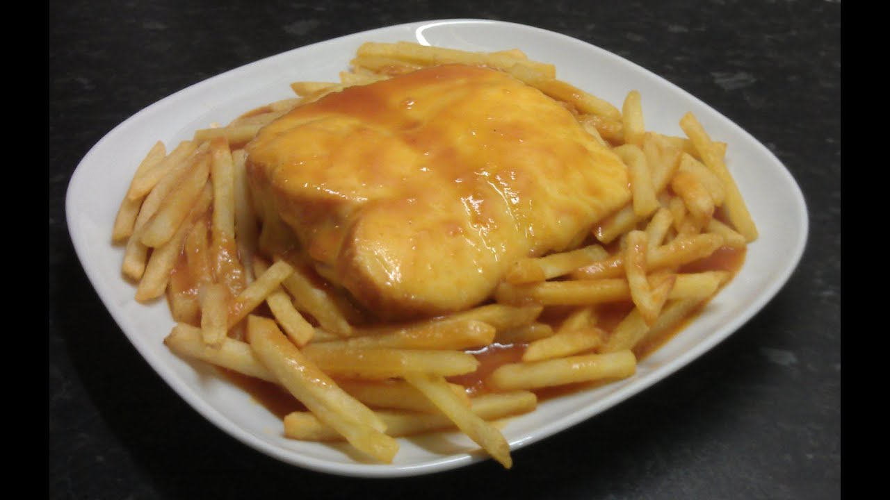 Francesinha Portuguese Sandwich Youtube