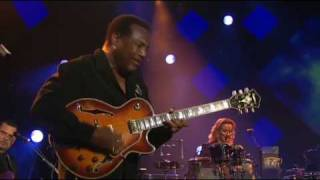 George Benson in Montreux