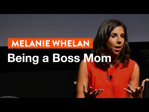 SoulCycle CEO: Being a Boss-Mom - YouTube