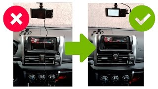 NO MORE WIRES: The Easy and Proper Way to Install a Dashcam
