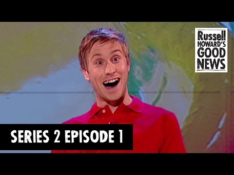 Russell Howard's Good News - Series 2, Episode 1