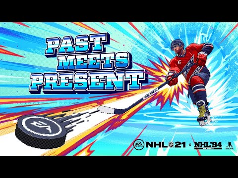 Past Meets Present In NHL 21