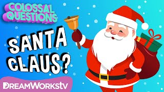 Where Did Santa Get His Name? | COLOSSAL QUESTIONS