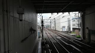 西武6000系6152編成(機器未更新車) 各駅停車元町・中華街行き 和光市入線