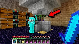 RAIDING A TON OF UNDERGROUND BASES + GIVEAWAY | Minecraft