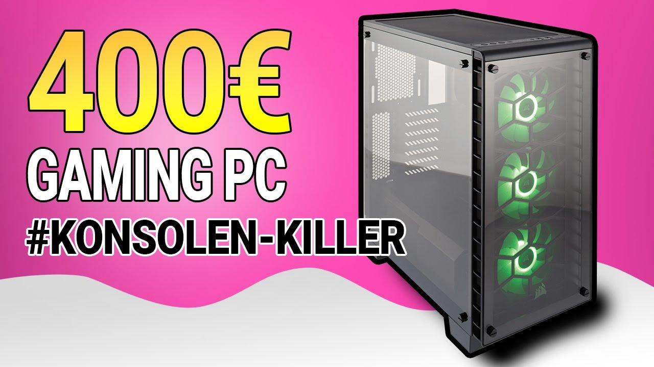 pc unter 400 euro