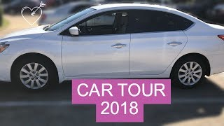 NEW CAR TOUR | 2017 NISSA SENTRA SV