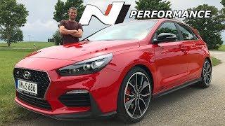 UNFASSBAR! Der neue Hyundai i30N Performance | Review und Fahrbericht | Fahr doch