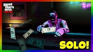 😍 SOLO Jede 5 Minuten 1 MILLIONEN bekommen !! SOLO GELD / MONEY GLITCH in GTA ONLINE !! 💸