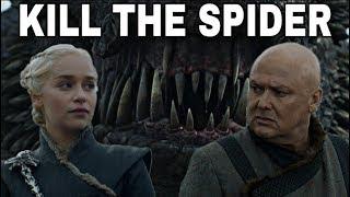 The Death of Varys! - Game of Thrones Season 8