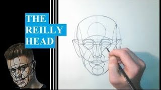 Head Drawing with the Reilly Head