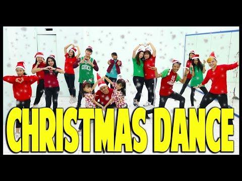 CHRISTMAS DANCE | JINGLE BELLS | HAPPY NEW YEAR | LAGU NATAL | TAHUN BARU | Choreo By DIEGO TAKUPAZ