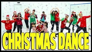 Gambar cover CHRISTMAS DANCE | JINGLE BELLS | HAPPY NEW YEAR | LAGU NATAL | TAHUN BARU | Choreo by DIEGO TAKUPAZ